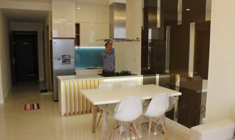 Thi công nội thất căn hộ The Prince Residence Phú Nhuận