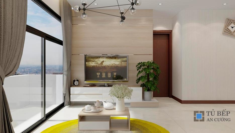 Thiết kế & thi công nội thất Căn hộ Vinhomes Central Park