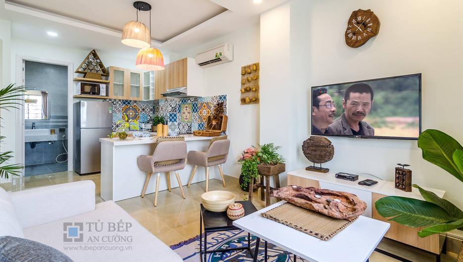 Thiết kế & thi công 20 Căn hộ studio Helen Apartment Phú Nhuận