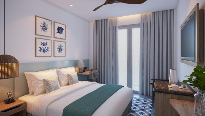 Thiết kế & thi công khách sạn 30 phòng Coralina Phú Yên